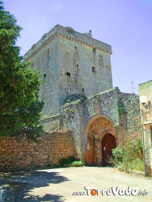 Torre Capece Barbarano del Capo