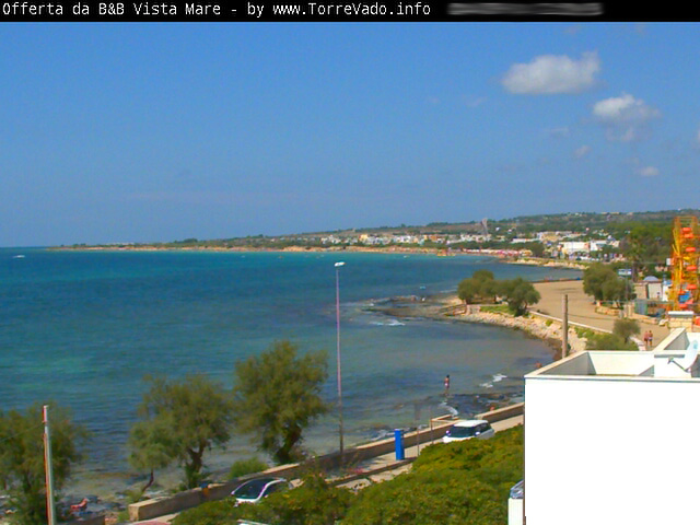 Morciano di Leuca webcam - Bed and Breakfast and Residence Vista Mare webcam, Apulia, Lecce