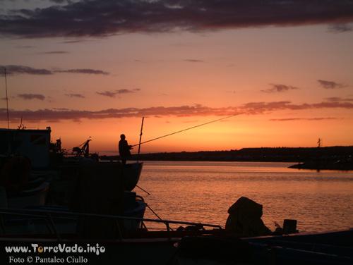 Pesca nel Salento