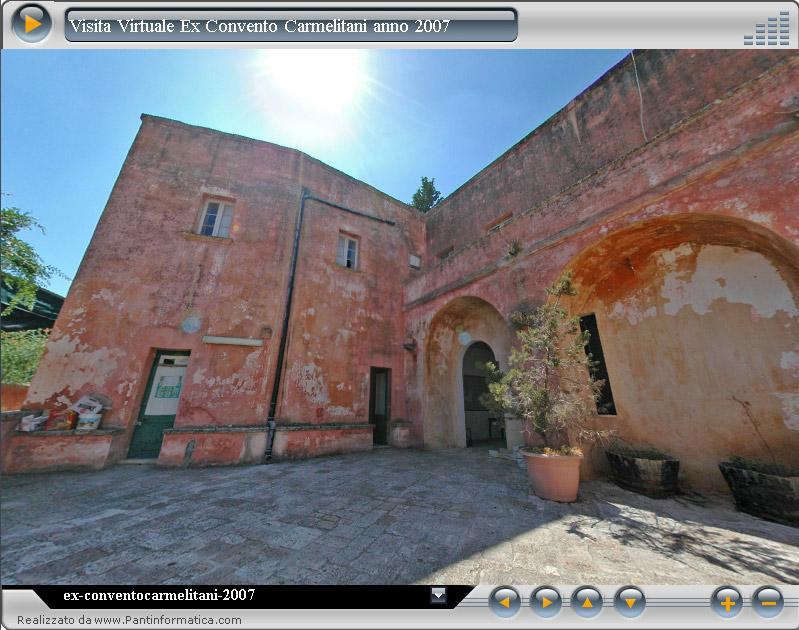 Visita Virtuale Ex Convento dei Carmelitani Morciano di Leuca
