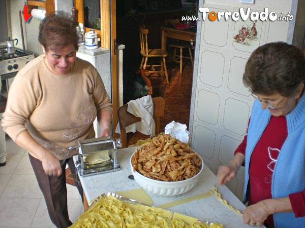 Fare le cartellate in Puglia