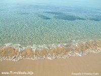 Spiaggia mare Puglia