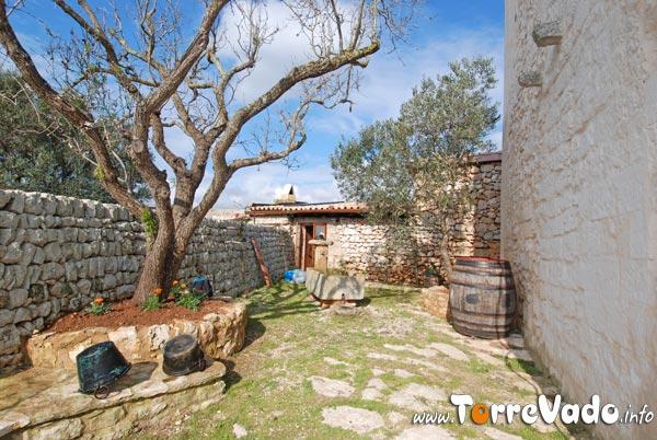 Masseria santu Lasi Puglia