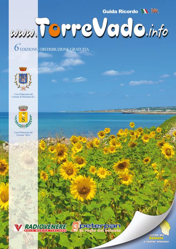 Copertina Guida estate 2012 Torre vado.info
