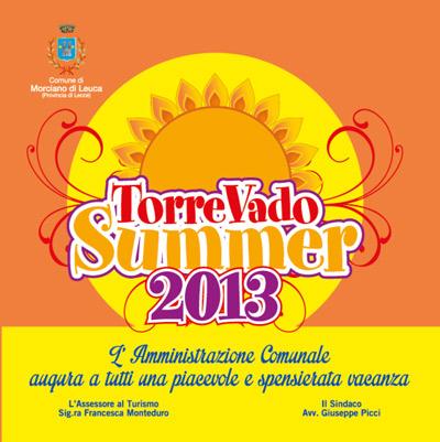 Logo Torre Vado Summer 2013