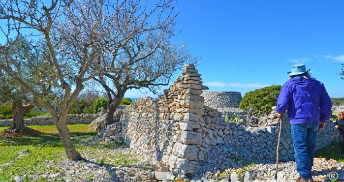 Itinerario Pietre Mare Salve Morciano Torre Vado