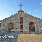 facciata antica chiesa leuca piccola