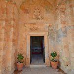 ingresso chiesa santa maria di Leuca belvedere