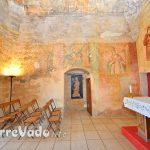 leuca piccola affreschi settecenteschi