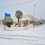albatros hotel nevicata
