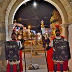 Centurioni Romani presepe vivente barbarano