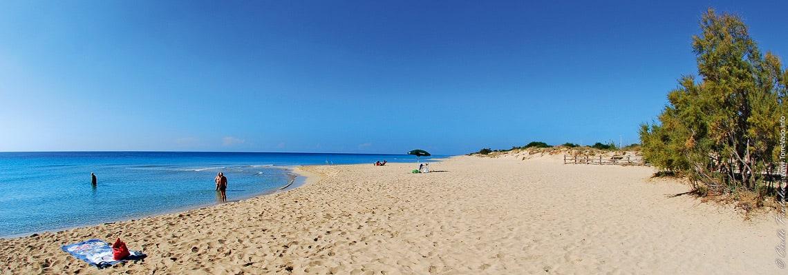 Spiaggia Posto Vecchio Pescoluse