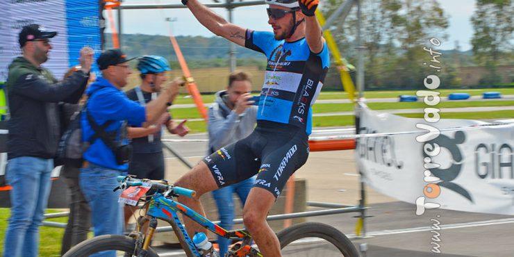 mtb marathon del salento vincitore 2019 Riccardo Chiarini