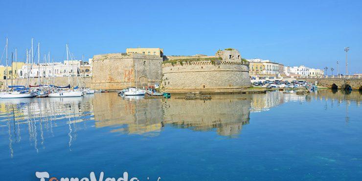 Gallipoli e il su castello storico