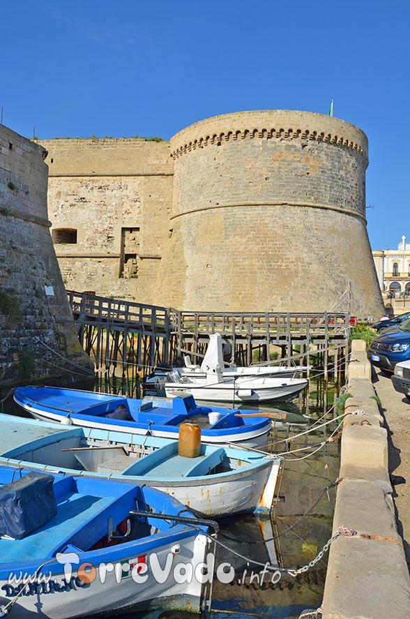 Castello aragonese di Gallipoli