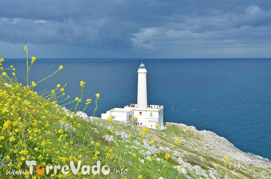 Otranto: Faro di Punta Palascìa Puglia
