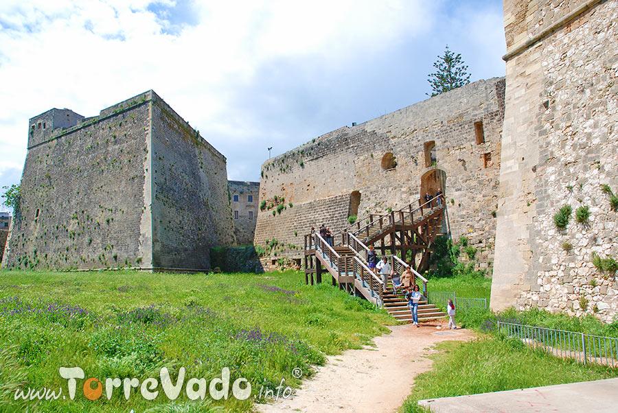 Mura Castello di Otranto