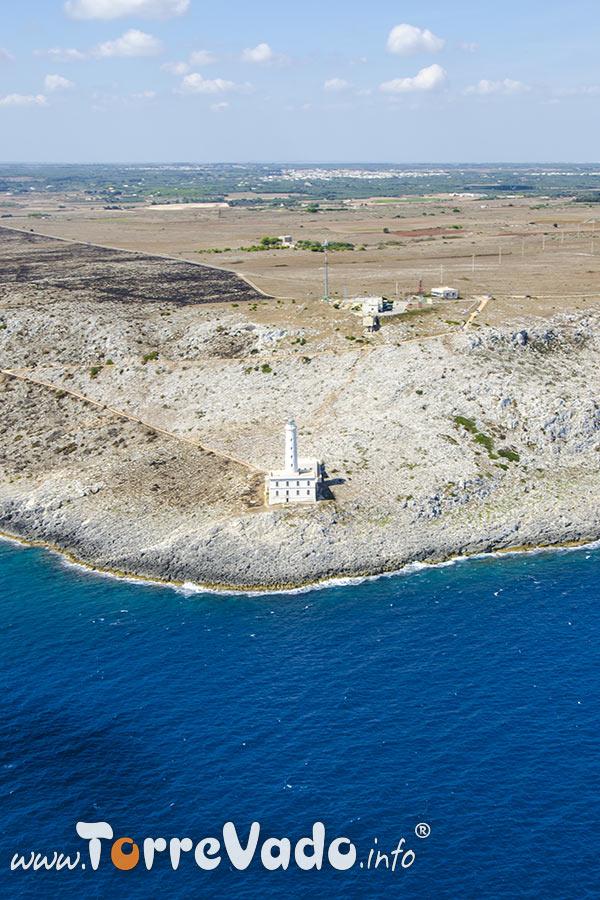 Faro di Punta Palascìa volo Otranto