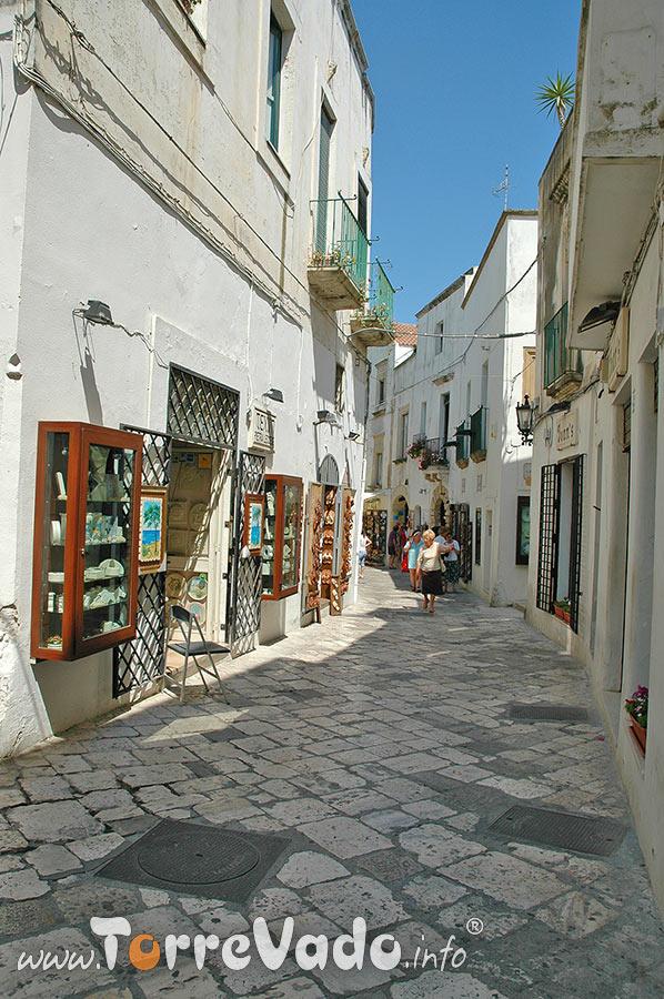 Stradine Centro Strorico Otranto