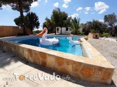 Casa Fernanda con piscina