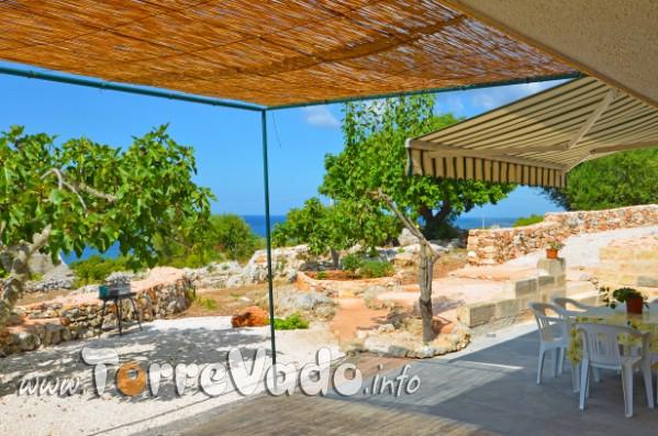 Casa sul mare incanto casa vacanza nel salento for Mangiare vicino al giardino di ninfa