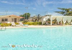 Villa con piscina Frande