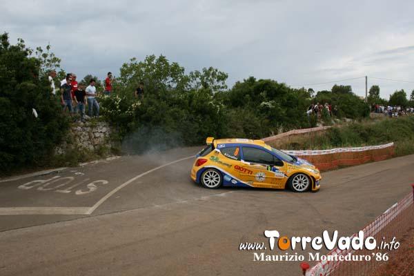 rally Salento 2008