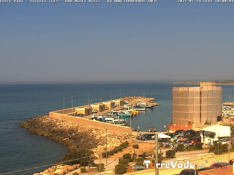 Webcam Torre Vado Salento