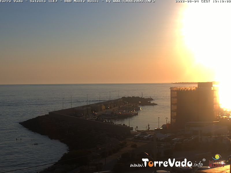 Webcam Torre Vado