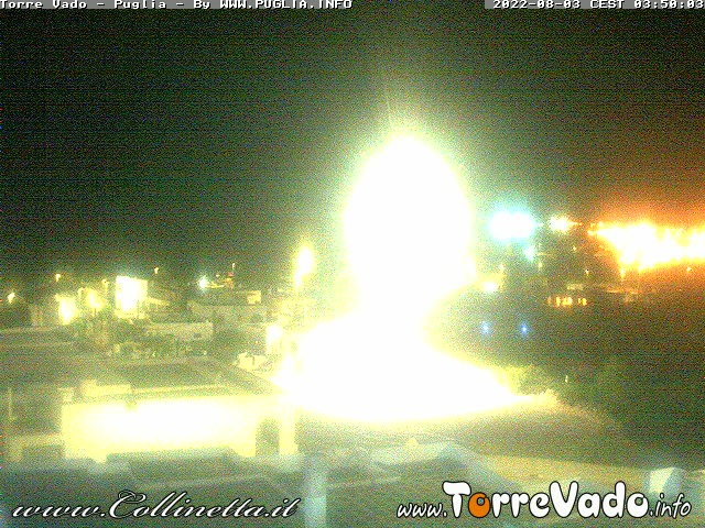 WebCam Panoramica Torre Vado