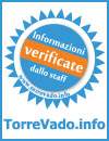 Coccarda TorreVado.info nel Salento in PUGLIA - Servizi Turistici