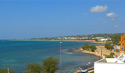 Webcam Lungomare Torre Vado